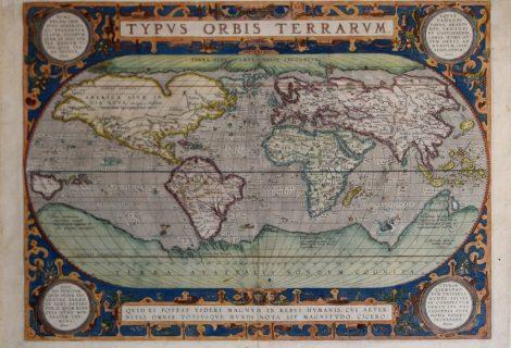 De mapas e interpretaciones del mundo