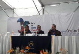 Presentan 'Íncipit' en la Feria del Libro Chapingo 2019