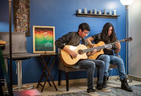 Azul & Guerra, virtuosismo en detalle