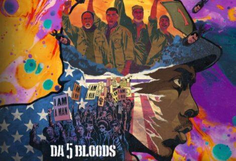 La guerra no termina para los involucrados: reseña de '5 Sangres', de Spike Lee