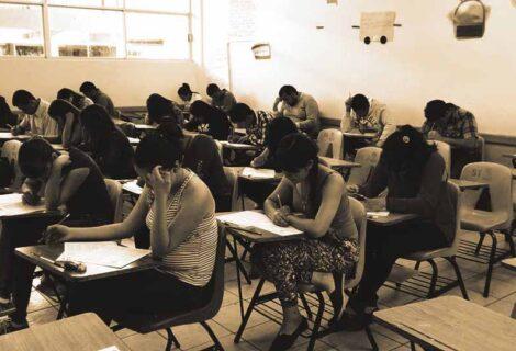 Examen de admisión para Chapingo, el 3 de octubre