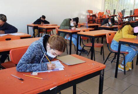 Baja asistencia de aspirantes al examen de admisión Chapingo 2020