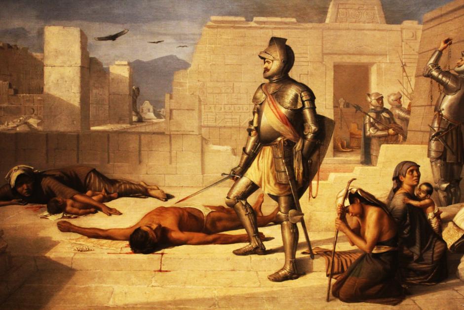 """La toma de Tenochtitlan, """"una de las mayores crueldades que se han hecho en esta tierra"""""""